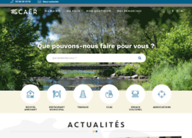 Ville-scaer.fr thumbnail