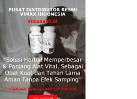 vimaxasli id at wi obat pembesar alat vital pria tradisional
