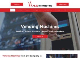 Vinadistributing.net thumbnail
