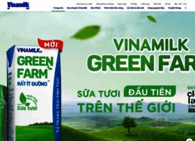 Vinamilk.com.vn thumbnail