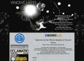 Vincenthayes.com thumbnail