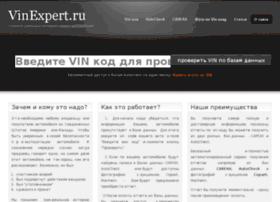 Vinexpert.ru thumbnail