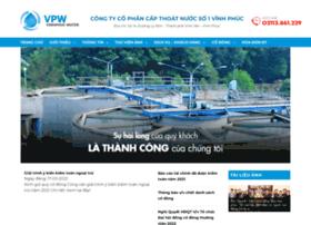 Vinhphucwater.com.vn thumbnail