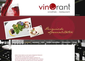 Vinorant.at thumbnail