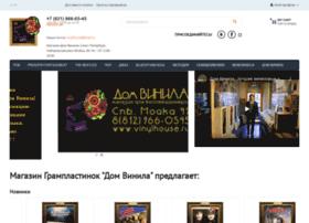 Vinylhouse.ru thumbnail