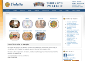 Violetta.si thumbnail