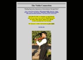 Violinconnection.com thumbnail