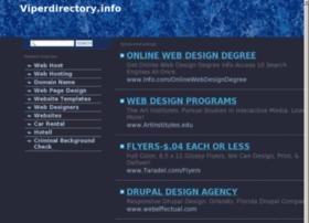 Viperdirectory.info thumbnail