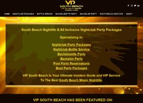 Vipsouthbeach.com thumbnail