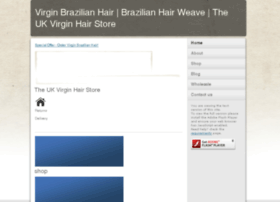 Virginbrazilianhair.co.uk thumbnail