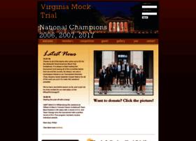 Virginiamocktrial.org thumbnail