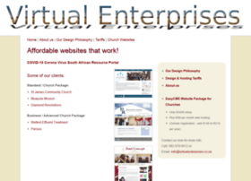 Virtualenterprises.co.za thumbnail