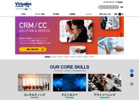 Virtualex.co.jp thumbnail