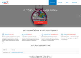 Virtualfutok.hu thumbnail