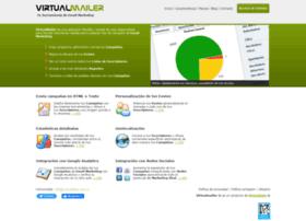 Virtualmailer.com.ar thumbnail