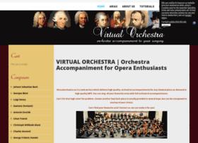 Virtualorchestra.eu thumbnail
