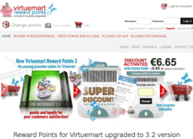 Virtuemartrewardspoints.com thumbnail