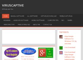 Viruscaptive.com thumbnail
