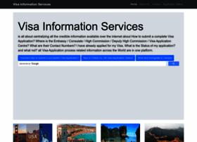 Visainfoservices.com thumbnail