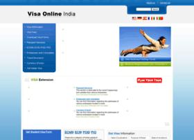 Visaonlineindia.com thumbnail