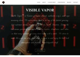 Visible-vapor.com thumbnail