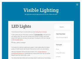 Visiblelighting.co.uk thumbnail