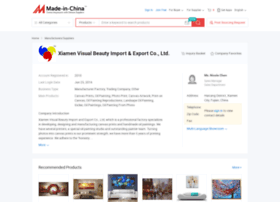 Visionxm.en.made-in-china.com thumbnail