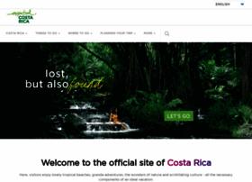 Visitcostarica.com thumbnail
