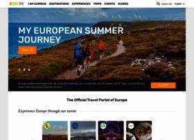 Visiteurope.com thumbnail