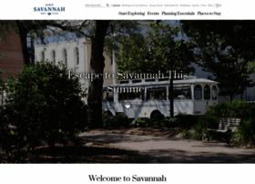 Visitsavannah.com thumbnail