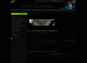 Vista-helpdesk.nl thumbnail