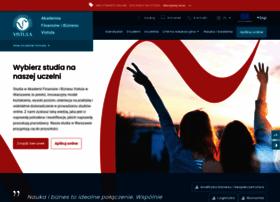 Vistula.edu.pl thumbnail