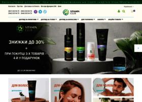 Vitaminclub.ua thumbnail