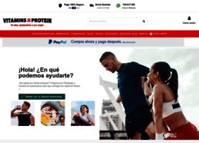 Vitaminsprotein.es thumbnail
