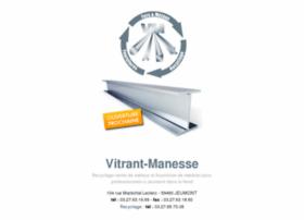 Vitrant-manesse.fr thumbnail