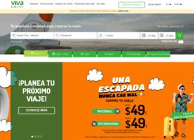 Vivaaerobus.com.mx thumbnail