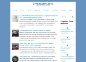Vivayasuni.org thumbnail