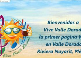 Vivevalledorado.com.mx thumbnail