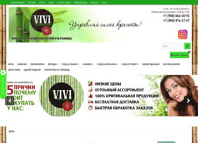Vivi-cosmetics.ru thumbnail
