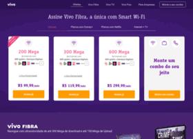 Vivofibra.com.br thumbnail