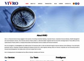 Vivro.net thumbnail