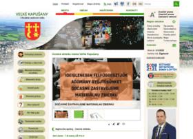 Vkapusany.sk thumbnail