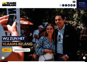 Vlaamsbelang.org thumbnail