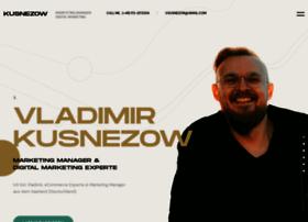 Vladimirkusnezow.de thumbnail