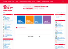 Vle.southhunsley.org.uk thumbnail