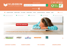 Vloerenonlinevoordeel.nl thumbnail