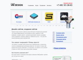 Vmdesign.ru thumbnail