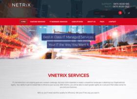 Vnetrix.com thumbnail