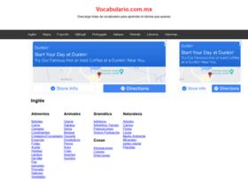 Vocabulario.com.mx thumbnail