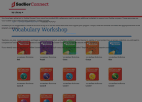 Vocabularyworkshop.com thumbnail